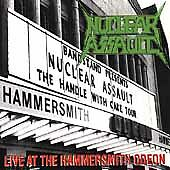 Live at Hammersmith Odeon by Nuclear Assault (CD, May-1992, Relativity (Label))