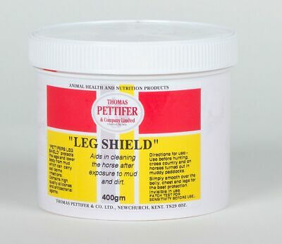 Thomas Pettifer Leg Shield - Mud Guard - Protect Legs Against Mud Fever 400g