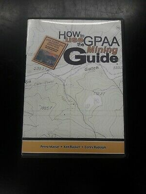 How to Use the GPAA Mining Guide & Sure Fire Panning Methods DVD Prospecting