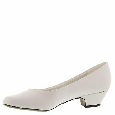 174f9a6bfd1c9e Femmes Easy Street Chaussures À Talons Couleur Blanc White Taille 39 EU / 8  US