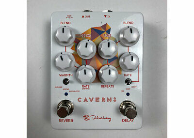 Keeley Electronics Caverns V2 Delay/Reverb GENTLY USED