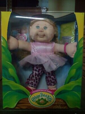 Cabbage Patch Kids - Colleen Hattie July 1 Doll NEW