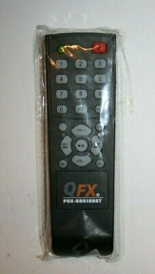 NEW GENUINE REMOTE QFX PBX-505100BT FOR Portable Party Mini Speaker