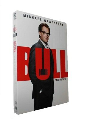 Bull Season 2 DVD Complete 2nd Series New & Sealed UK Compatible Limited Stock