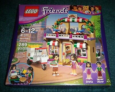 Lego Friends 41311 Heartlake Pizzeria New Sealed Read 2999