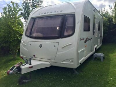 CARAVAN Avondale Eagle 2006 Model 2 Birth $24,900