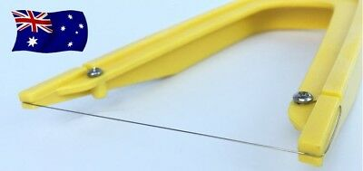 Pottery Tool Clay cutting wire with handle | wire cutter | ceramics tool