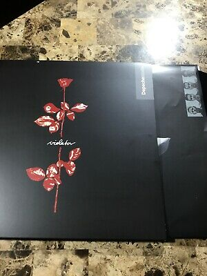 Depeche Mode - Violator 180 Gram LP Vinyl Record Album Gatefold