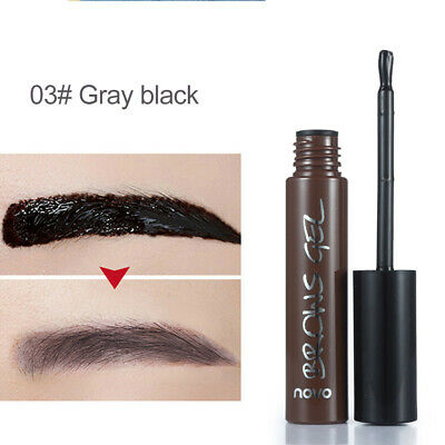 6g Peel-off Eye Brow Tattoo Tint Dye Gel Eyebrow Cream Waterproof Long Lasting