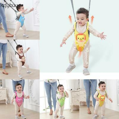 Soft Breathable Built-in Sound Button Adjustable Baby Walking Belt KFBY