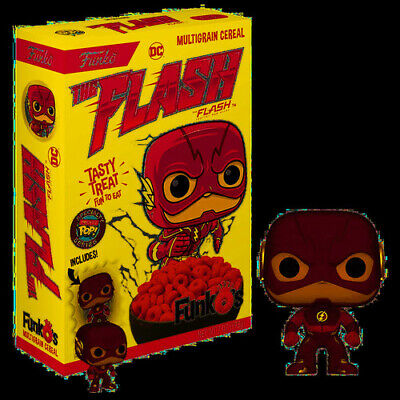 The Flash - The Flash - Funko's Cereal: (2019, Toy NUEVO)
