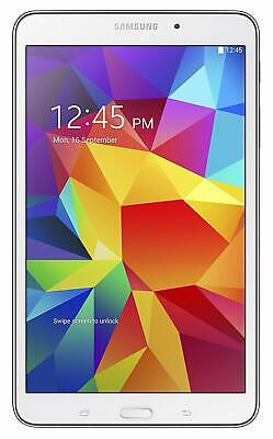 "Samsung Galaxy Tab 4 8"" T337A 16GB Tablet WIFI + AT&T Unlocked White Openbox New"