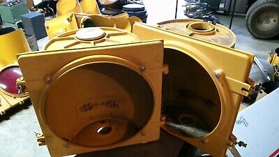 """Traffic Light Signal Eagle 2 Modules Parts 12"""" LED Preowned Parts MAKE OFFER"""
