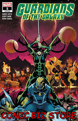 Guardians Of The Galaxy #5 (2019) 1St Printing David Marquez Main Cover