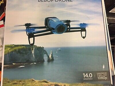 Parrot Bebop Drone  - BLUE AND BLACK AAE PRE-OWNED