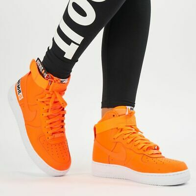 on sale 83590 4211f Nike Air Force 1 Alto LX pelle Outdoor Moda Donna Scarpe Sportive UK 6 US  8.5
