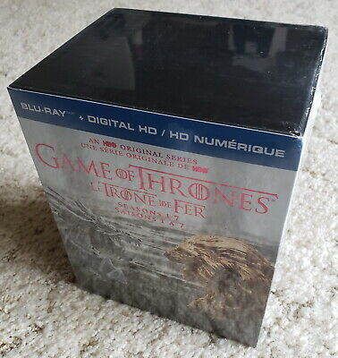 Game Of Thrones * Seasons One To Seven * Season 1 To 7 * Blu-Ray * New & Sealed