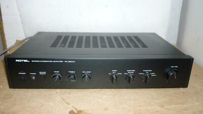 Rotel RA-820AX Integrated Amplifier-Superb Sound-from HiFiSecondhand