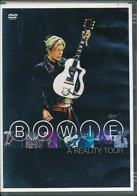 David Bowie A Reality Tour Live From Dublin DVD