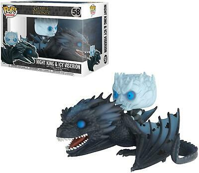 Game of Thrones - Night King & Icy Viserion Funko Pop! #58 - New in Box