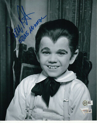Butch Patrick autographed signed The Munsters 8x10 photo inscribed Eddie Munster