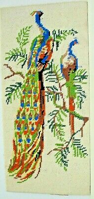 Birds of Paradise - Tapestry, Stretched and Boarded