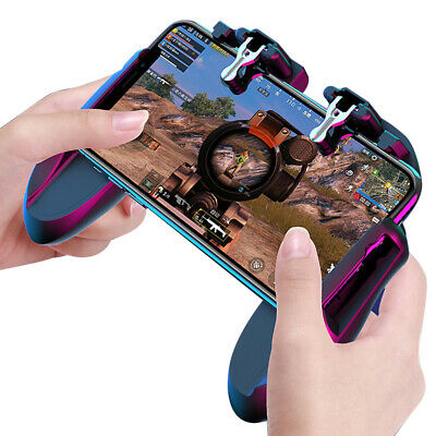 Game Joystick Gamepad Trigger L1R1 Shooter Controller For PUBG Cell Phone Game
