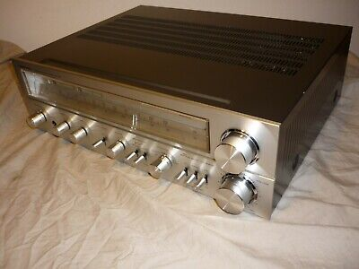 Toshiba Sa-735 Stereo Receiver Amplifier In Excellent Condition  Japan