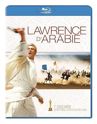 "2 Blu-ray "" Lawrence d'Arabie ""  NEUF SOUS BLISTER"