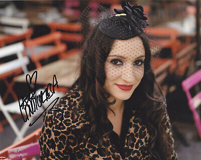 Lindi Ortega Signed Autographed Sexy Hot Country Music 8X10 Photo  Proof #3