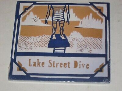 Lake Street Dive - S/T  CD NEW SEALED FREE SHIP in US