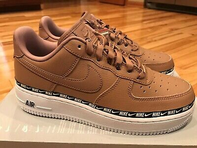 competitive price 61afa a026a Nike Women s Air Force 1 07 SE PRM Ribbon Pack Desert Dust AH6827 201 Size 8