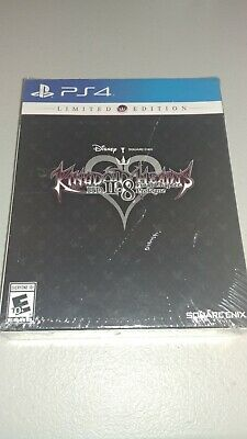 Kingdom Hearts 2.8 Final Chapter Prologue Limited Edition (Sony PlayStation 4)