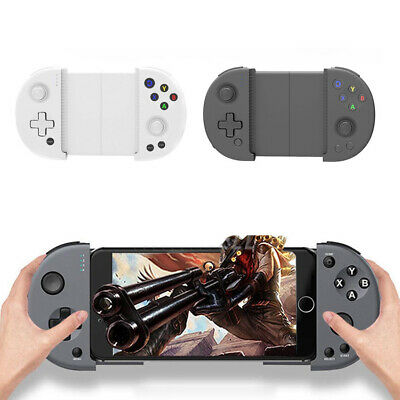 For IOS Android Phone Wireless Bluetooth Game Controller Gamepad Telescopic