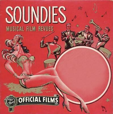 16mm - 5 Soundies Comp Reels in One Auction! Melody Makers Spicy & Spainish MORE