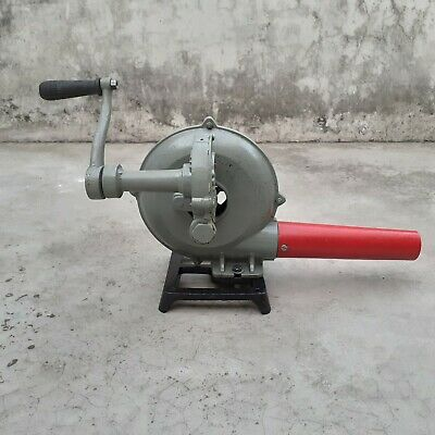 Fan Forge Furnace With Hand Blower Double Ball Bearing Pedal Type Handle