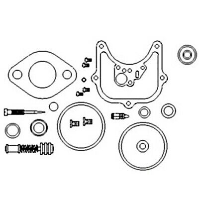 Ford New Holland Tractor Filter Service Kit 1110 1300 1510
