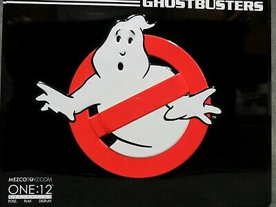 Mezco NEW * One:12 Ghostbusters * Collective Deluxe Box Set Action Figures