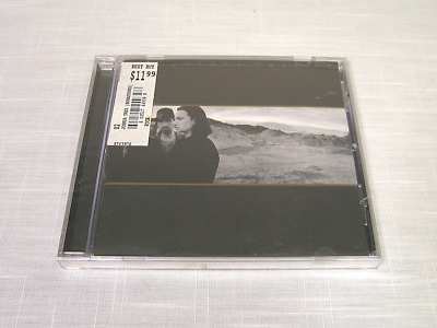 New U2 The Joshua Tree CD (1987) With Or Without You BONO! SEALED!
