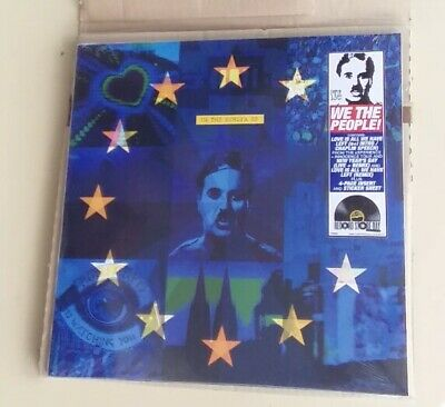 "12"" U2 The europa EP RSD 2019 DISQUAIRE DAY  (NO PAYPAL) sealed RARE"