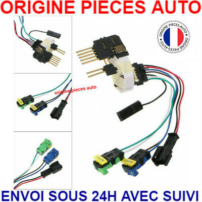 ★ Nappe Commodo Contacteur Tournant Airbag Megane 2 -  8200216462  ★