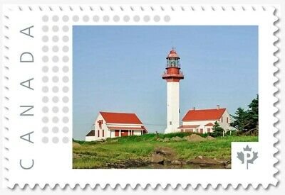 uq. LIGHTHOUSE = POINT MITIS,QC = Picture Postage MNH-VF Canada 2019 [p19-01s01]