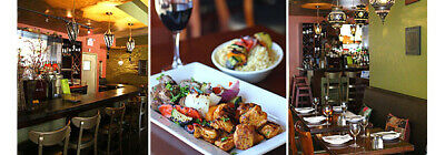 Tabule Middle Eastern Cuisine Restaurant in Toronto - $50 Gift Card