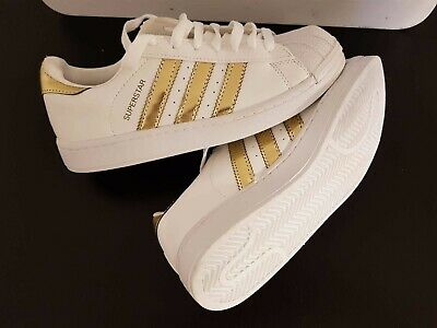 new authentic casual shoes sold worldwide ADIDAS LA MARQUE Superstar damen kinder Mädchen sneakers ...