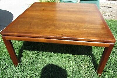 Gorgeous Vintage Mid Century Danish Modern Coffee Table Mcm Designer