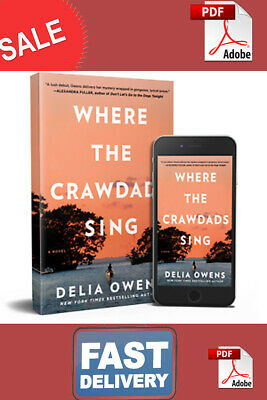 Where the Crawdads Sing By Della Owens [ E-B00K