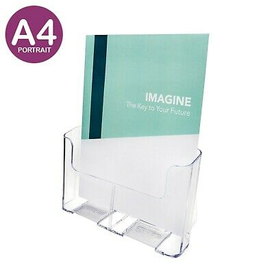 Brochure Holder - A4 Portrait