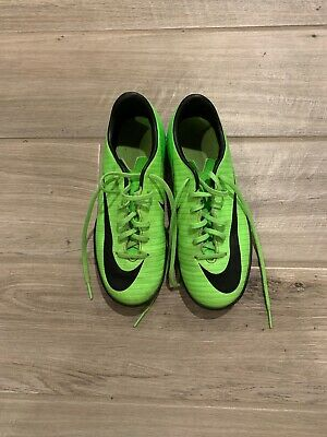 8704a8160614 Nike Mercurial X Vapor XI IC Indoor Soccer SHOES 2017 Ghost Green Kids Youth