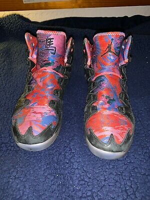 super popular 73983 a2efe Jordan Nike Melo M10  YOTH  649352-040 Year of the Horse Bball Shoes