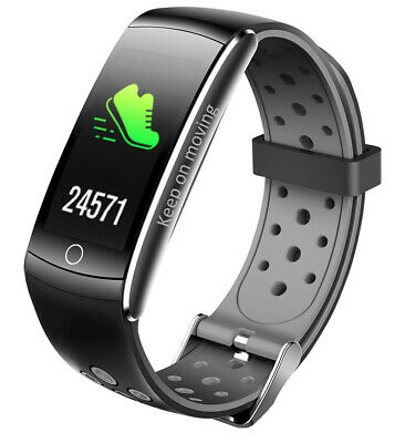 """Denver BFH-14 Wristband activity tracker Stainless steel IP68 LCD 2.44 cm (0.96"""""""